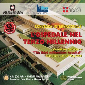 programma - l'Ospedale nel Terzo millennio