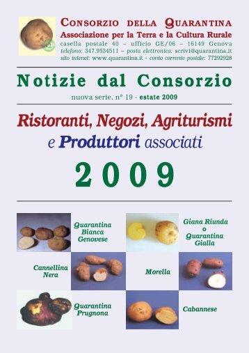 2009 estate - Consorzio della Quarantina