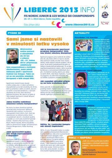FIS NORDIC JUNIOR & U23 WORLD SKI CHAMPIONSHIPS