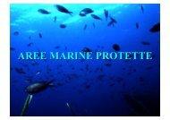 aree marine protette.pdf - Dipartimento di Biologia