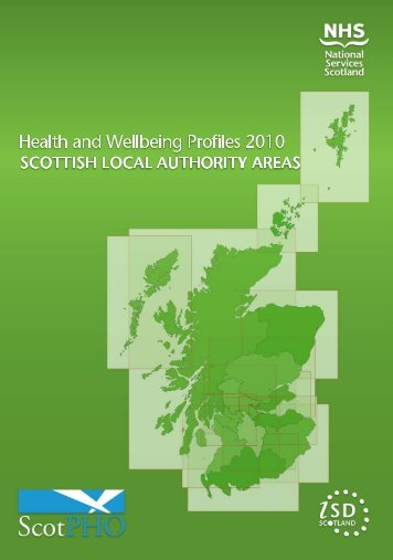 Highland Local Authority Health Summary - Scottish Public Health ...