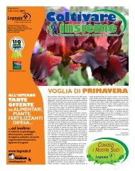 N.2 aprile 2013 - Cooperativa Agricola di Legnaia
