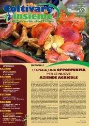 20% - Cooperativa Agricola di Legnaia