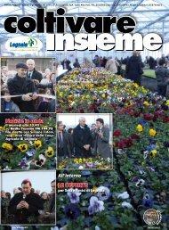 Numero 2 - 2011 Primavera - Cooperativa Agricola di Legnaia