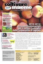 Numero 4 - Luglio - Cooperativa Agricola di Legnaia