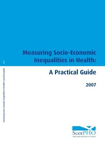 Measure Economic Health