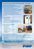 Laboratorium Badań Urządzeń Przemysłowych LBUP - Piap - Page 2