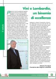 un binomio di eccellenza Vini e Lombardia, - BuonaLombardia.it