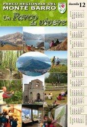 per l'etnografia - Parco Monte Barro