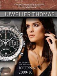 Katalog herunterladen - bei Juwelier Thomas