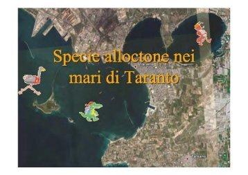 Specie_alloctone - Dipartimento di Biologia