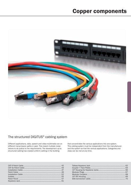DK-1511-001//WH CABLE MOD 8P8C PLUG-PLUG 1 Pack of 50