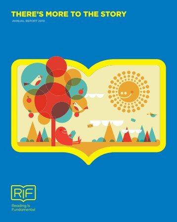 RIF Annual Report 2010 - Reading Is Fundamental