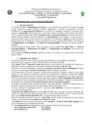 Memorandum alunni 2013-14 - Scuolavicospinea.it