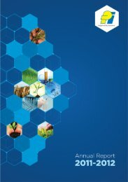Annual Report FY 2011-12 - PI Industries