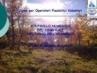 OFV - Lezione del 20 dicembre 2012 - Parco dell'Adamello