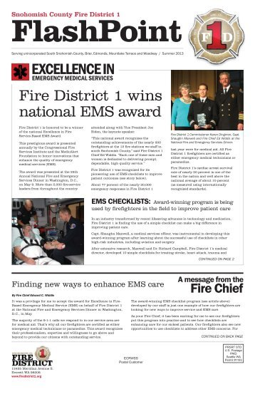 spring 2013-FINAL.indd - Snohomish County Fire District 1