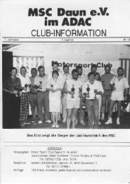 10/1987 - MSC Daun