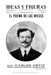 1910, abril. Año II, nº 30. - Federación Libertaria Argentina