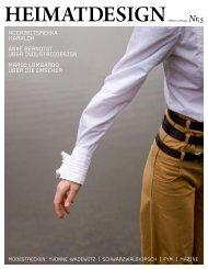 Download Heimatdesign Nr.5 als PDF - Bande - Für Gestaltung!