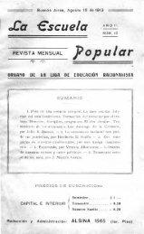 La Escuela Popular, Nro 10, Año 1, 15 de Agosto 1913, Buenos Air.pdf