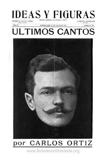 1910, marzo. Año II, nº 28. - Federacion Libertaria Argentina