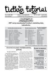 Lietuvos totoriai Nr.101-102 - Tautinių bendrijų namai