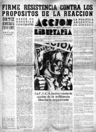 1941, febreo. - Federacion Libertaria Argentina