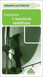 Impianto satellitare - Elenet.altervista.org