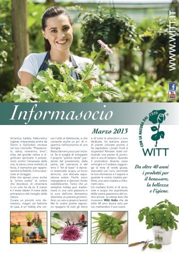 WWW .WItt.It - Witt Italia