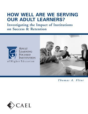 CAEL Adult Learner Inventory