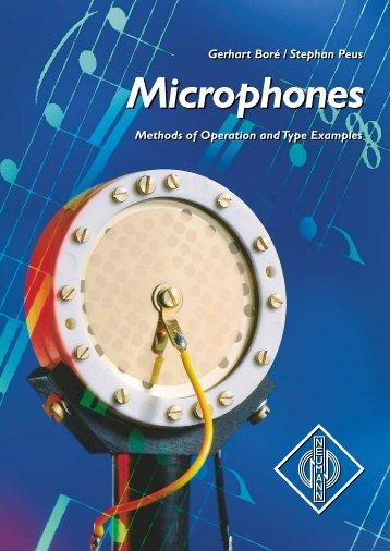 Microphones Microphones - Neumann