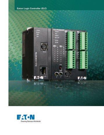 Eaton Logic Controller (ELC) - Eaton Corporation