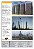 Lösung mit 30 Meter langen Hochregallagerstützen - OTTO Quast - Seite 2