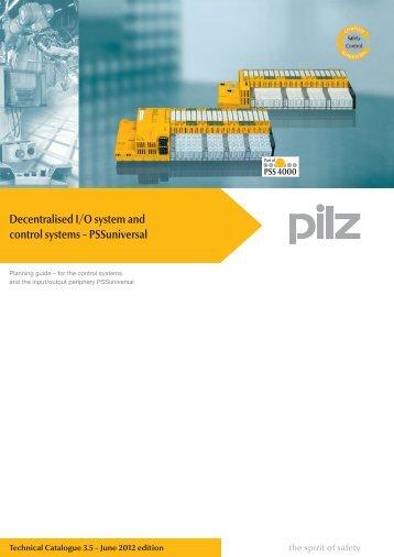 System description - Pilz GmbH & Co.