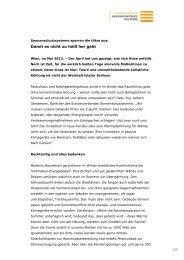 Presseartikel B2C als PDF - Bundesverband Sonnenschutztechnik