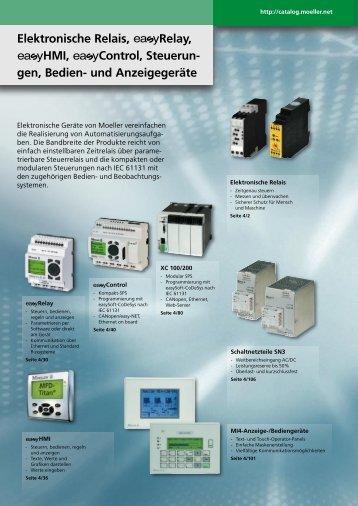 Elektronische Relais, Relay, HMI, Control, Steuerun ... - Elcoma Shop