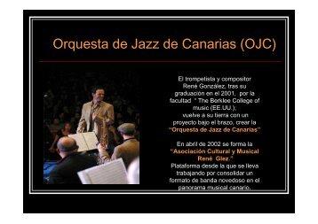 Orquesta de Jazz de Canarias