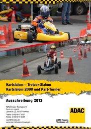 Kartslalom - ADAC Ortsclub-Portal