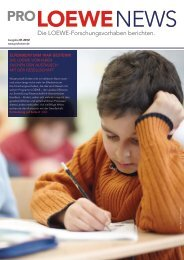 Ausgabe 01.2012 - zur Ansicht - Pro Loewe