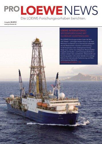 Ausgabe 02.2012 - zur Ansicht - Pro Loewe