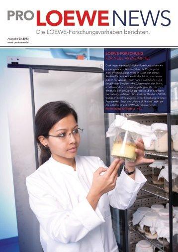 Ausgabe 03.2013 - zum Ausdrucken - Pro Loewe