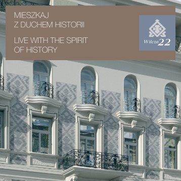Wilcza 22 brochure (.pdf) - Von der Heyden Group