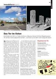 Immobilien Report - October 2011 (.pdf) - Von der Heyden Group