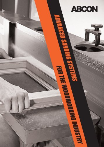 ABCON Woodworking Catalogue 2015