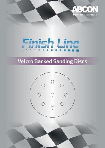 Velcro Sanding Discs 2015