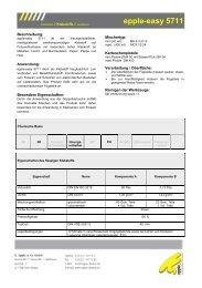 epple-easy 5711 - Epple-chemie.de