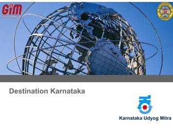 Destination Karnataka
