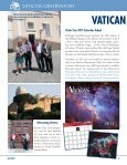 Newsletter Fall 2011 - Vatican Observatory - Page 2
