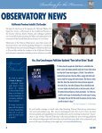 Newsletter Fall 2011 - Vatican Observatory - Page 3